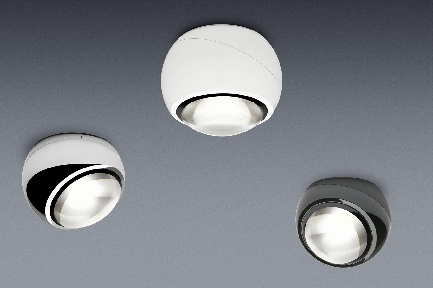 io/lui spotlights – purer Minimalismus und raffinierte Lichttechnik
